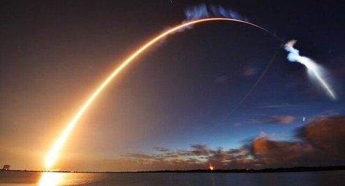 آمریکا موشک بالستیک بین قارهای آزمایش کرد