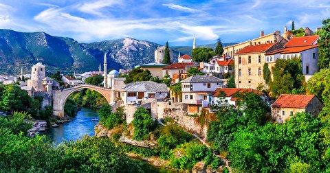 بوسنی و هرزگوین از نمای نزدیک