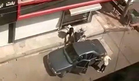 سرقت مسلحانه در اسلامشهر