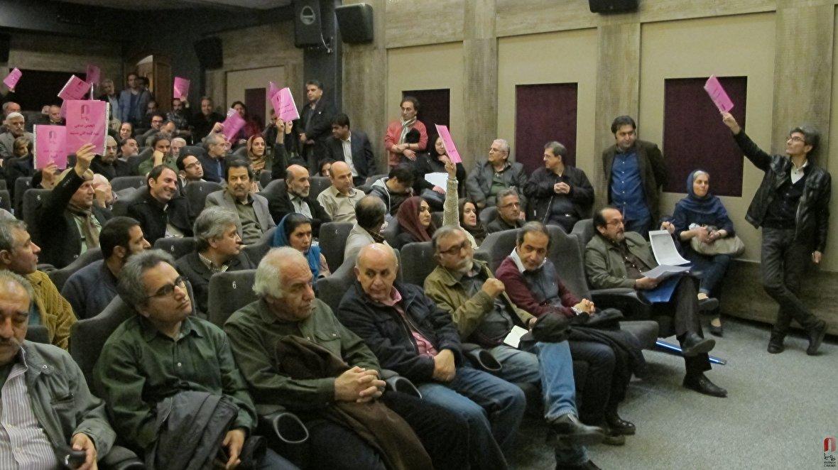 انتخابات هیات مدیره خانه سینما در فضای باز و بدون تجمع برپا میشود؟!