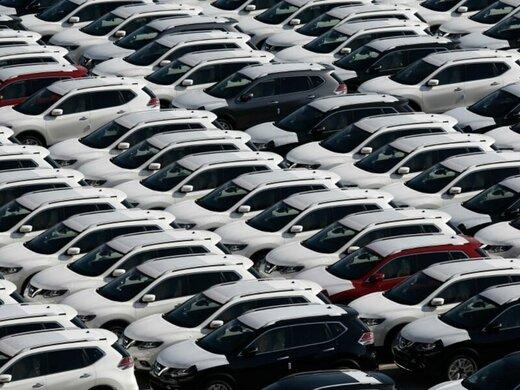 کاهش ۱ تا ۲ میلیونی قیمت خودرو در بازار