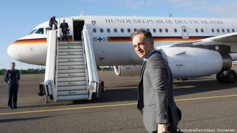 وزیر خارجه آلمان راهی بیروت می شود