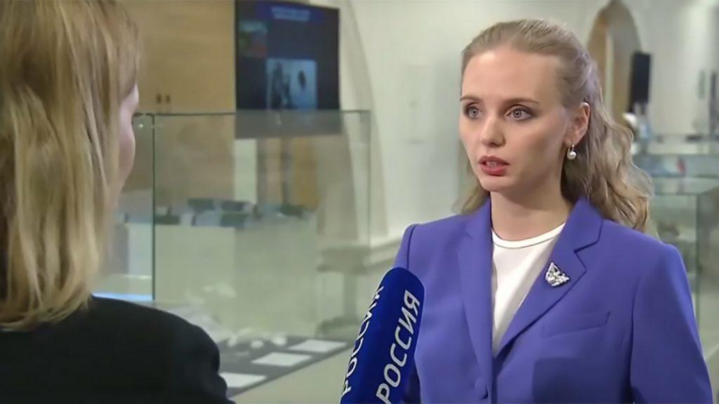 وضعیت دختر پوتین بعد از زدن واکسن کرونا