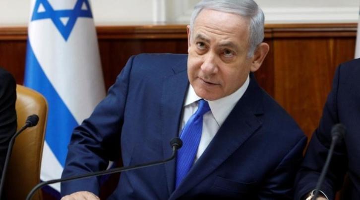 نتانیاهو جلسه کابینه را برای یک مورد اضطراری ترک کرد