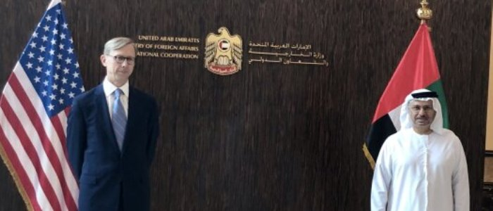هوک: صلح اسرائیل و امارات کابوس ایران است