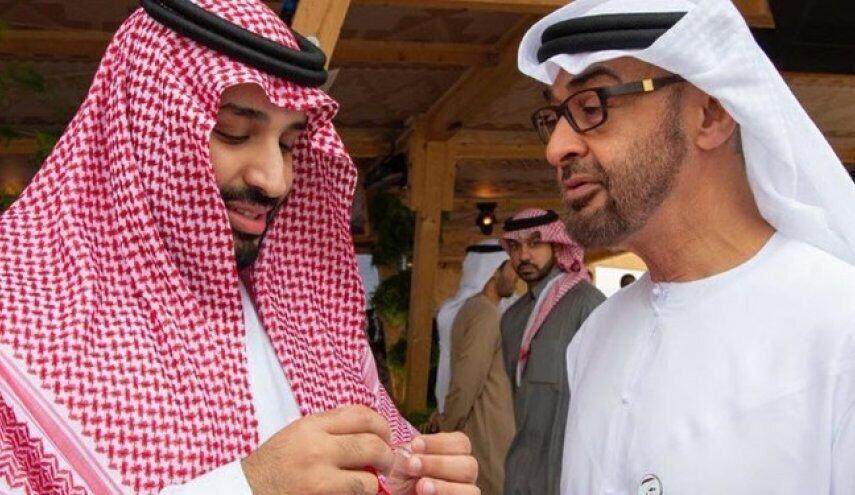 عربستان و امارات حلقه زنجیره صهیونیسم در منطقه