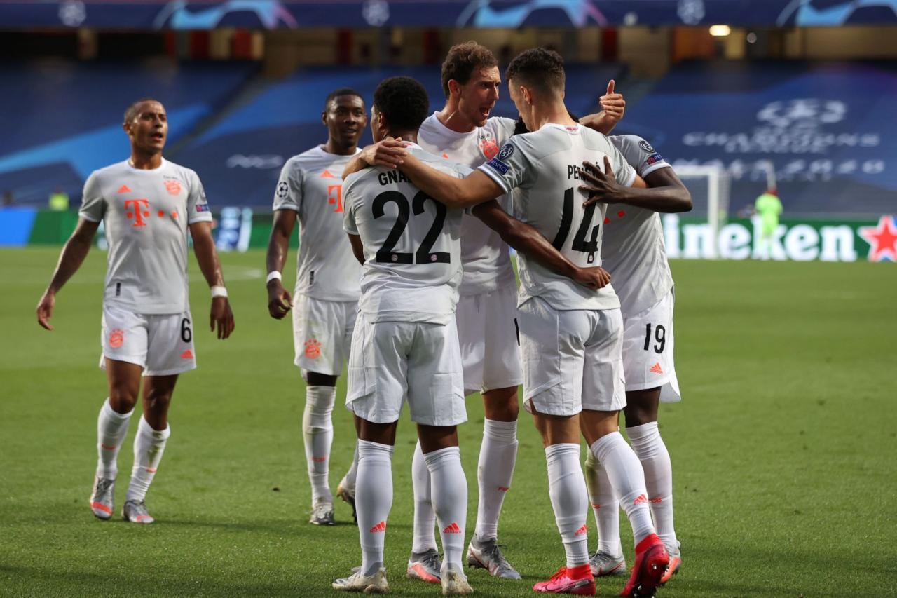 بایرنمونیخ ۸ - بارسلونا ۲ : تحقیر تاریخی تیم مسی و رفقا!
