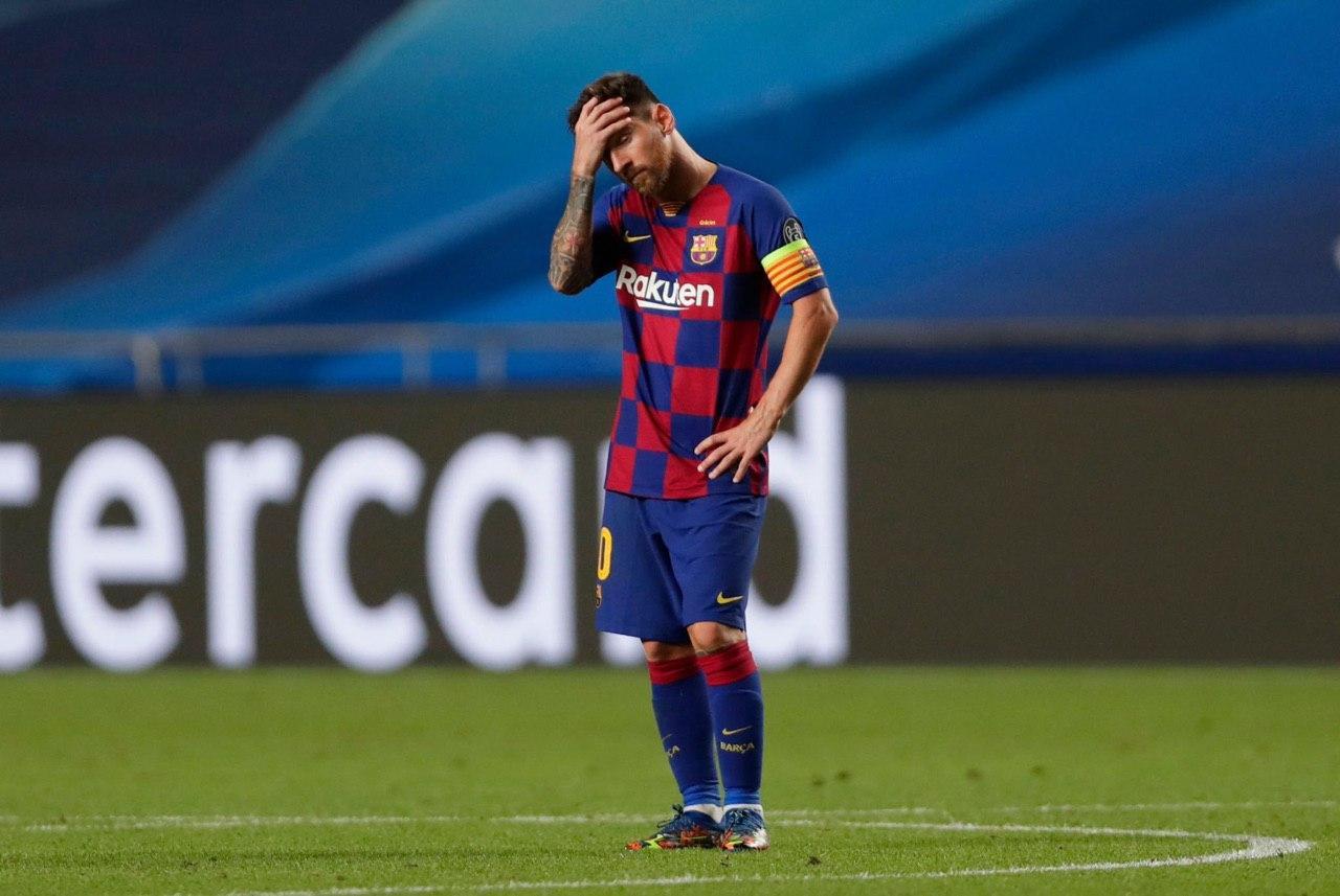آیا مسی برای ترمیم بارسلونا دارد یا میرود؟