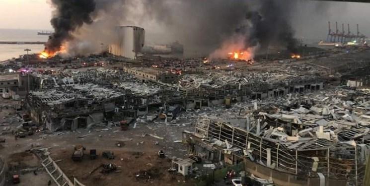 ابعاد و سناریوهای انفجار بیروت