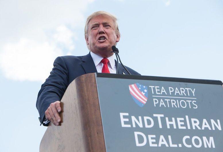 ترامپ: همه را اخراج می کنم