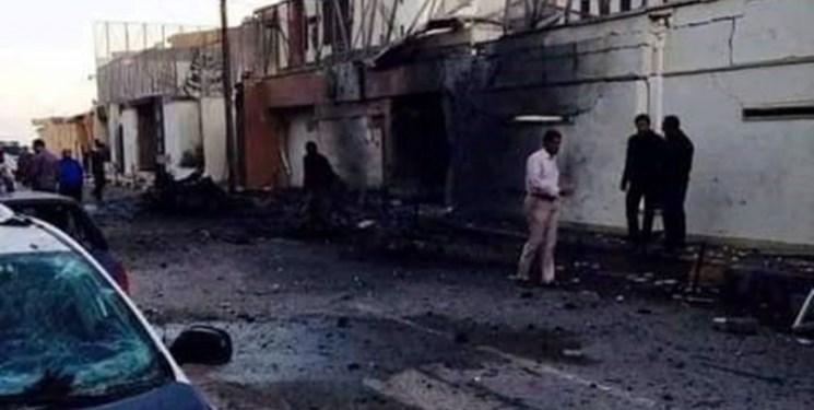 سفارت امارات در طرابلس به آتش کشیده شد