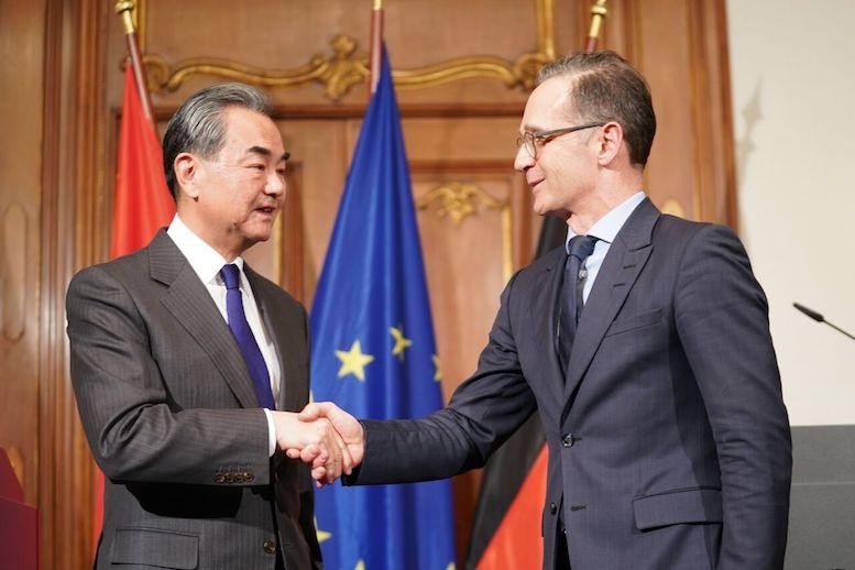 آلمان خواستار حمایت بیشتر چین برای حفظ برجام شد