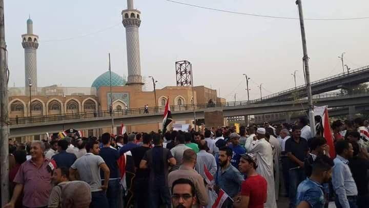 تابستان داغ، کمبود برق و اعتراضات در عراق