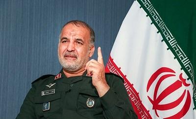 سردار محمد شعبانی فرمانده سپاه چهارم