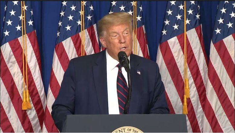 اعتراف مبهم ترامپ در ابتلا به کرونا