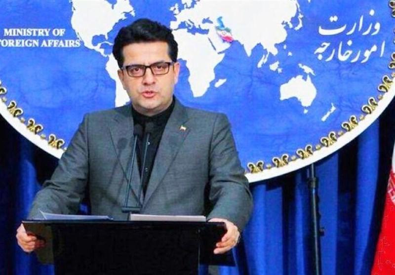 موسوی: منتظر اقدامات ملموس کره جنوبی هستیم
