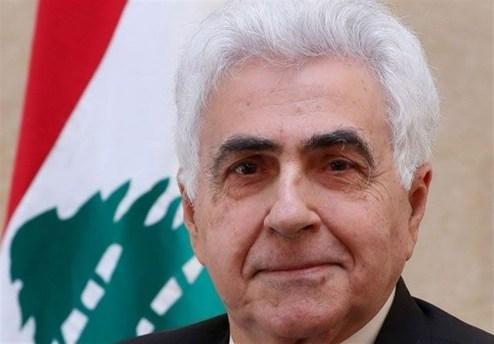 خبر وزیر خارجه لبنان درباره شکایت از اسرائیل