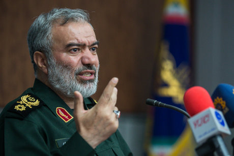 تحلیل سردار فدوی از دلیل شکست آمریکا در سوریه