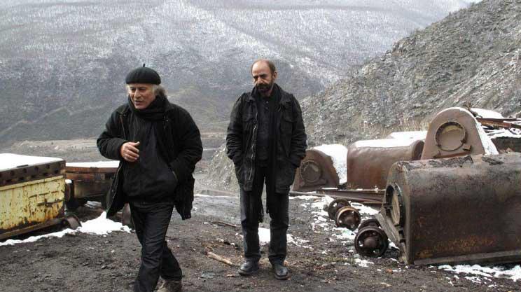 موج تازه قاچاق فیلمهای سینمایی با «خرس» خسرو معصومی