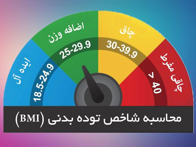 شاخص توده بدنی BMI چیست؟