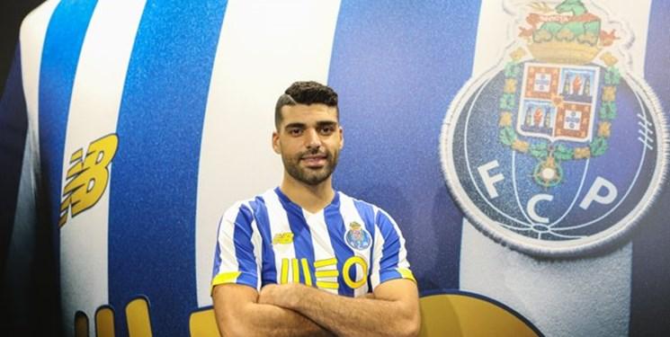 اولین عکس مهدی طارمی با پیراهن پورتو پرتغال
