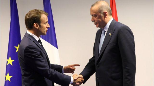 لبنان چگونه به صجنه رقابت میان فرانسه و ترکیه تبدیل شده است!؟