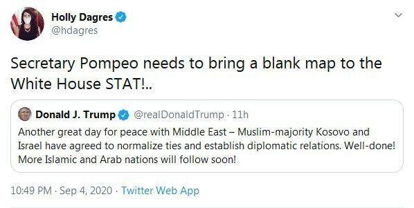 گاف ترامپ، سوژه کاربران توئیتر شد - تابناک | TABNAK