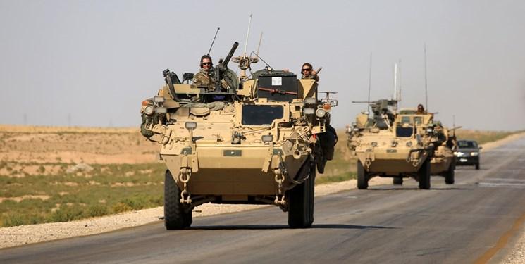 انفجار در مسیر کاروان ائتلاف آمریکایی در بزرگراه بغداد