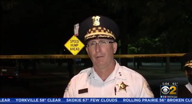 پلیس شیکاگوی آمریکا فردی را به ضرب گلوله کشت