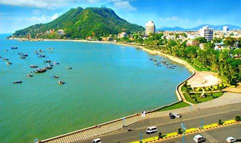 وونگ تائو از فراز آسمان