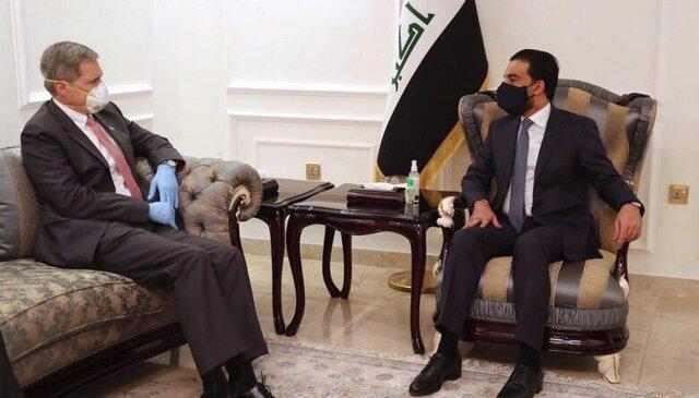 حمله موشکی به اطراف فرودگاه بغداد/دیدار اسماعیل هنیه و سید حسن نصرالله در بیروت/ خنثی سازی توطئه خطرناک علیه امنیت ملی کویت/ درخواست نمایندگان عراقی برای اخراج نیروهای آمریکا