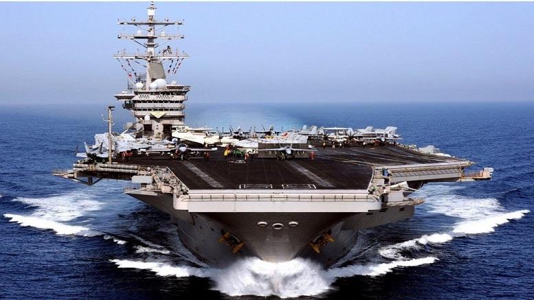 ناپدید شدن ملوان نیروی دریایی آمریکا در دریای عرب