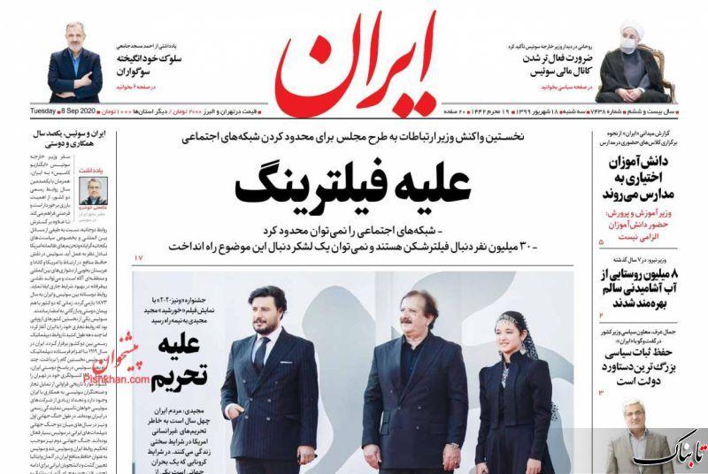 هر روز سرمایه مردم پودر میشود چرا کسی پاسخگو نیست؟ /نه ایران صربستان است نه روحانی «ووچیچ» / درسی بزرگ برای سیاستمداری کوچک