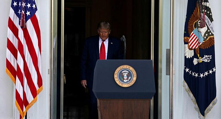ترامپ سران پنتاگون را به جنگافروزی متهم کرد