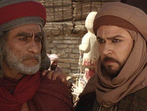 سکانسهایی از فیلم عقاب صحرا