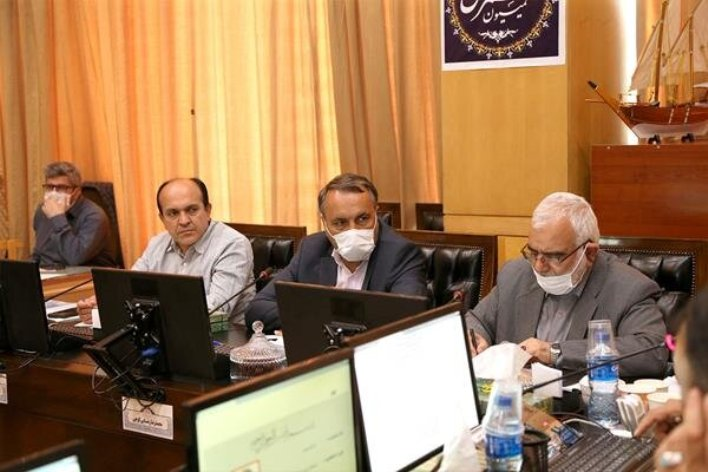 جلسه کمیسیون عمران با رئیس کمیته امداد امام