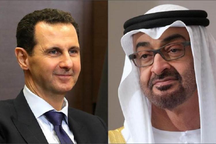 راز سکوت سوریه درباره توافق امارات و اسرائیل