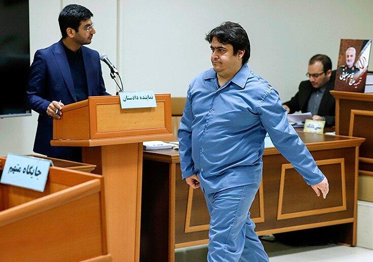 آخرین وضعیت پرونده روحالله زم از زبان دادستان تهران