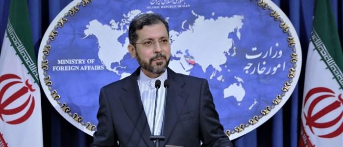 سخنگوی وزارت خارجه: پمپئو در آینه نگاه کند