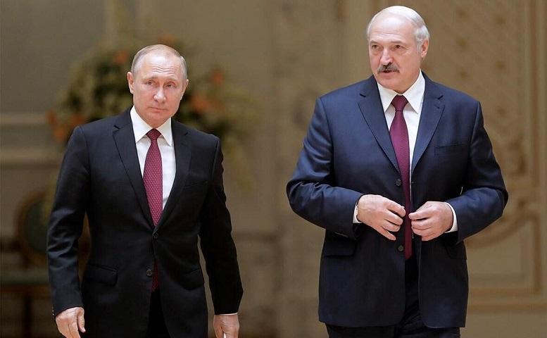 رییس جمهوری بلاروس دوشنبه به روسیه میرود