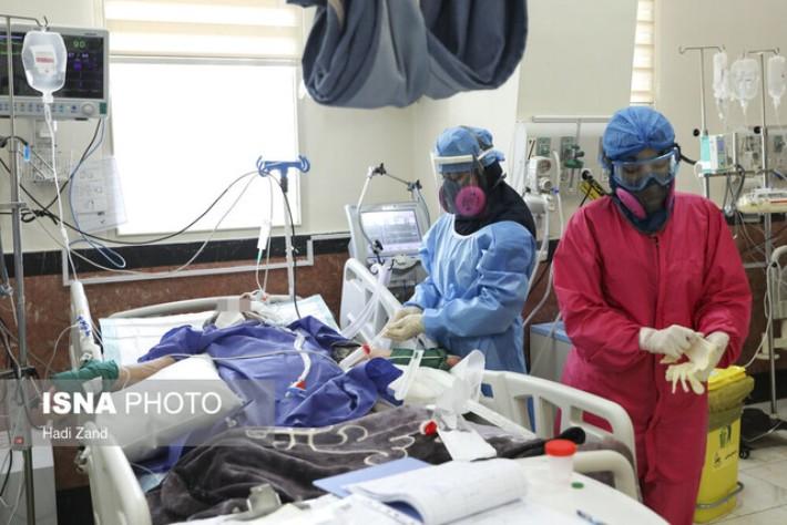 بعضی از بیماران کرونایی حاضر به بستری شدن نیستند
