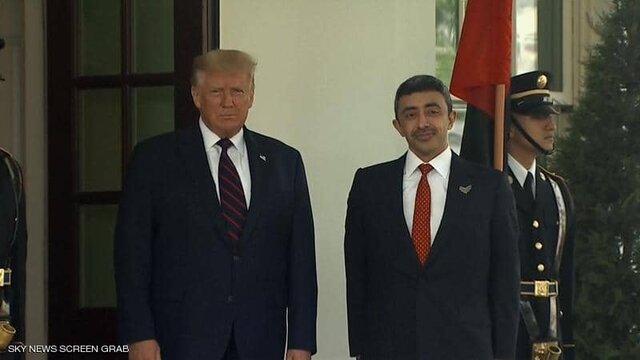 توافقنامه سازش بین امارات و اسرائیل امضا شد