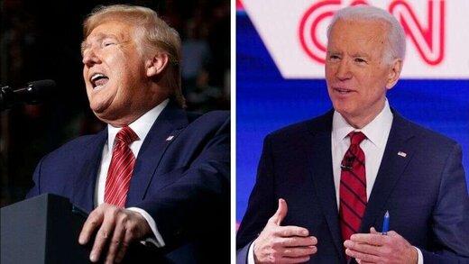 واکنش بایدن به اتهام ترامپ درباره مصرف مواد مخدر