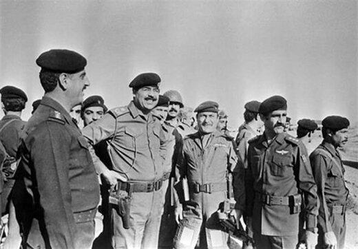 چرا صدام جنگ تحمیلی را نبرد قادسیه نامید؟