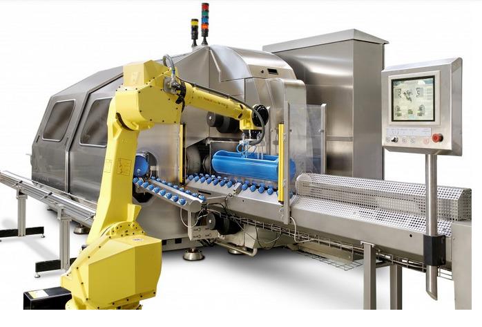 افزایش بهره وری در صنعت غذا با تکیه بر به روزآوری ماشین آلات صنایع غذایی میسر است