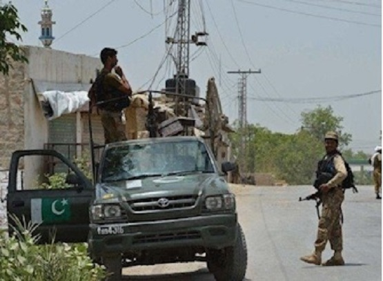 هلاکت تروریستها در درگیری با نظامیان پاکستانی