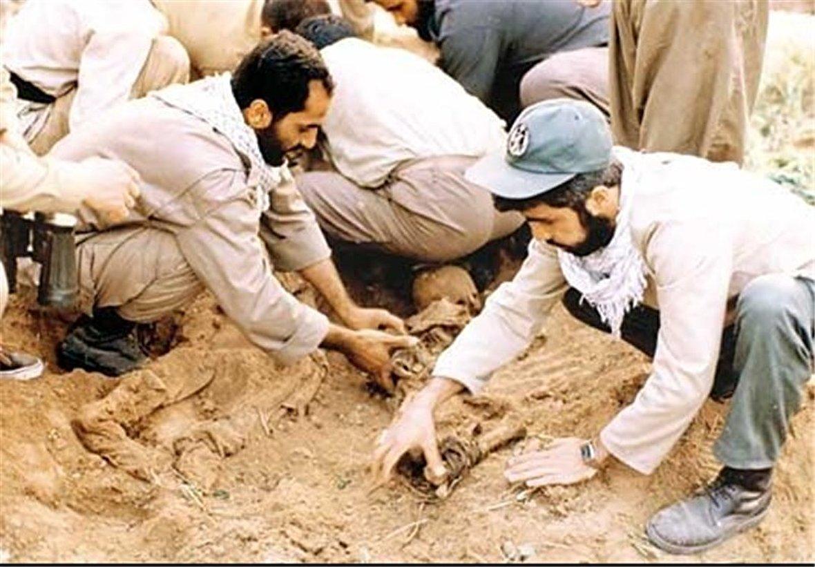 فیلم تکان دهنده: پنجه در پنجه خاک در پی گنجهای پنهان
