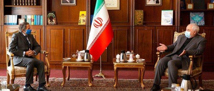 ظریف: خواهان روابطی عادی با آژانس هستیم