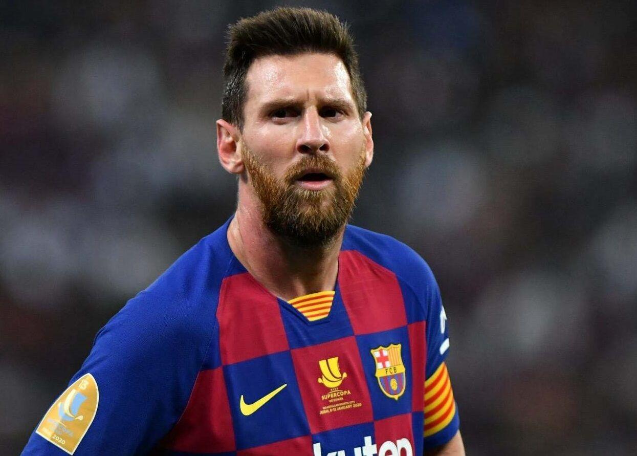 مسی قراردادش را با بارسلونا فسخ کرد