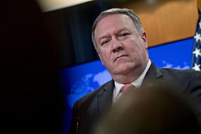 پمپئو: ایران همچنان دنبال توسعه برنامه هستهای است